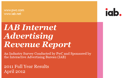 IAB internet advertising report 2011